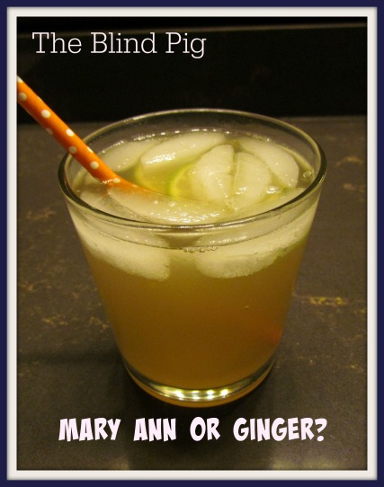 mary ann or ginger