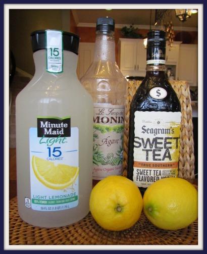 sweet tea lemonade